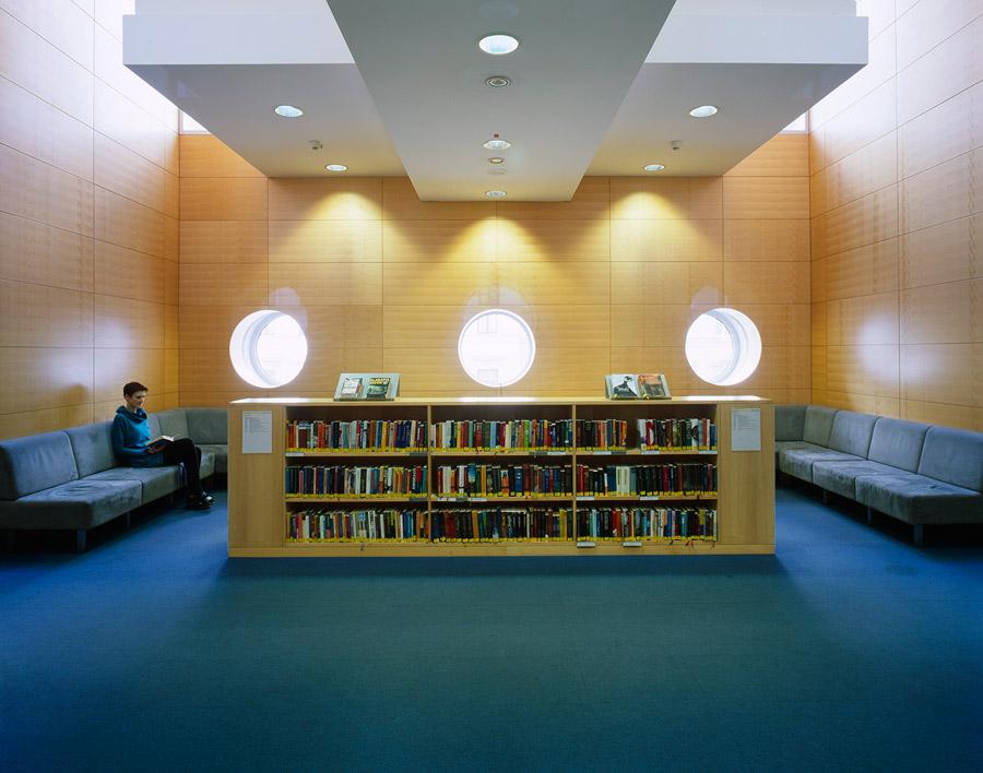 Go to Weniger ist mehr als alles: Informationsarchitektur der Büchereien Wien
