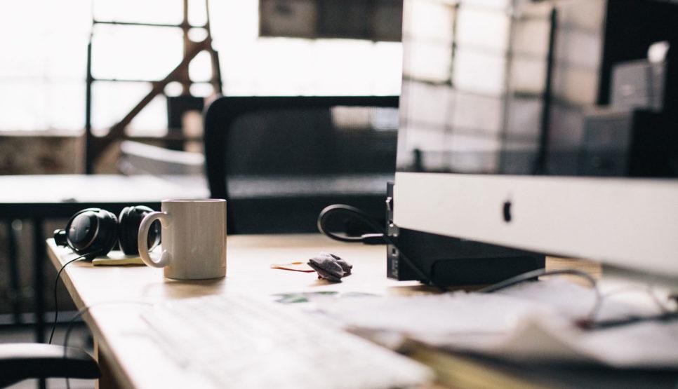 Go to Bürodesign zwischen Schreibtisch und Spielplatz