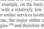 Artikel 13, Kosten für Uploadfilter (Screenshot)